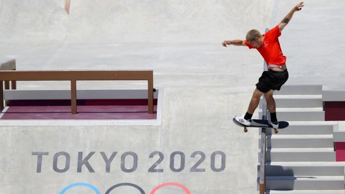 Marcan surfing y skateboarding ingreso a nuevos deportes
