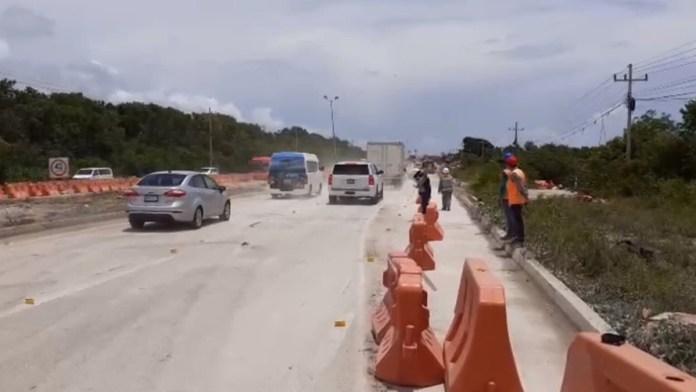 Agradece Canapat los dos carriles extra en vía Cancún-Playa