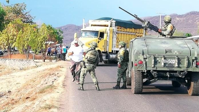 Desbordan conflictos entre grupos criminales