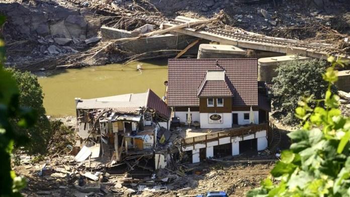 Aprueba Alemania apoyos fast track por inundaciones