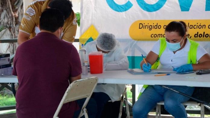 Alcanza máximo Covid en Quintana Roo