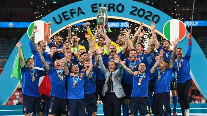Vence Italia a Inglaterra en la final de la Eurocopa