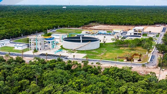 Detectan Covid-19 en 5 plantas de tratamiento de agua de Cancún