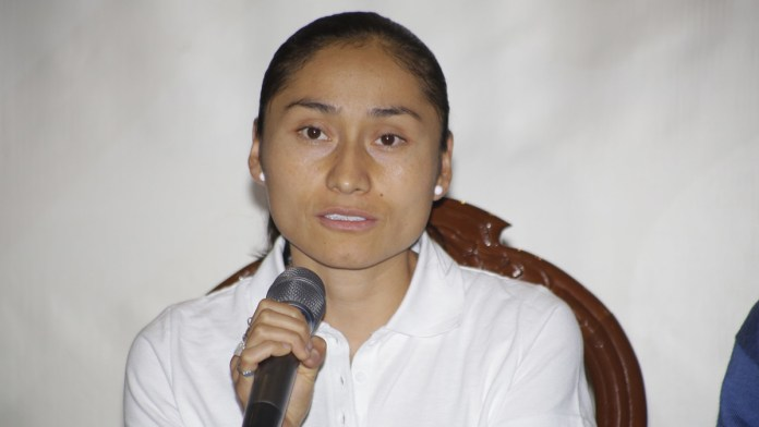 Dan cuatro más de castigo a Lupita González