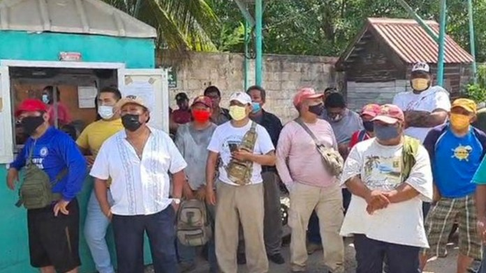 En huelga trabajadores de recolecta de basura
