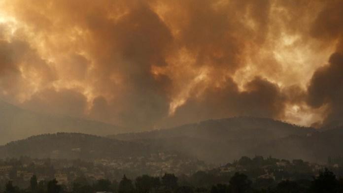 Hay 'código rojo' por calentamiento global