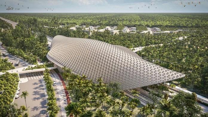 Planean diseño para estaciones del Tren Maya