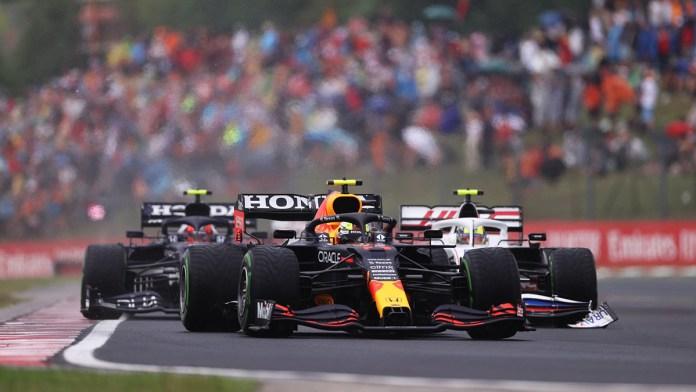 Encara Checo reinicio de Fórmula 1 en Bélgica