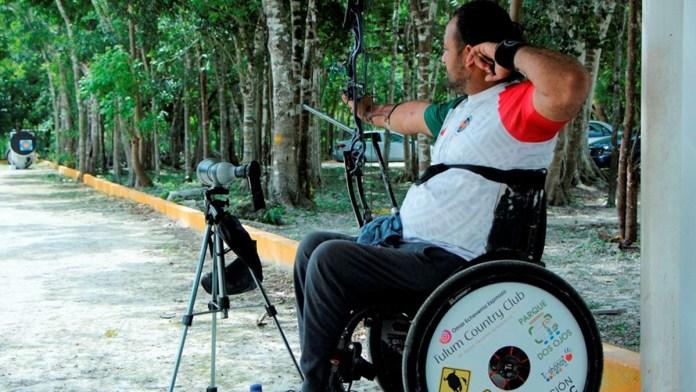 Ilusionan a Echeverría Juegos Paralímpicos