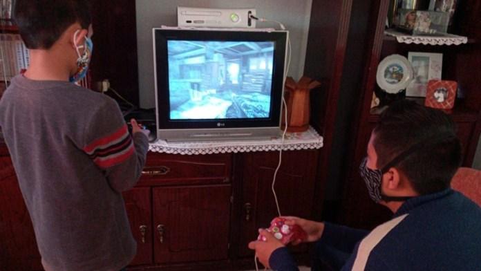 Atrapan a niños videojuegos en línea
