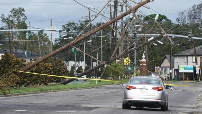 Comienza rescate de Luisiana tras huracán Ida