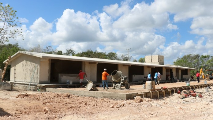 Tendrá Cozumel dos nuevas escuelas