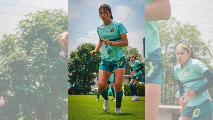 Cancunense debuta con el América en la Liga MX Femenil