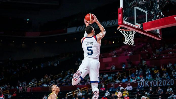 Jugará Team USA contra Francia por el oro en basquet