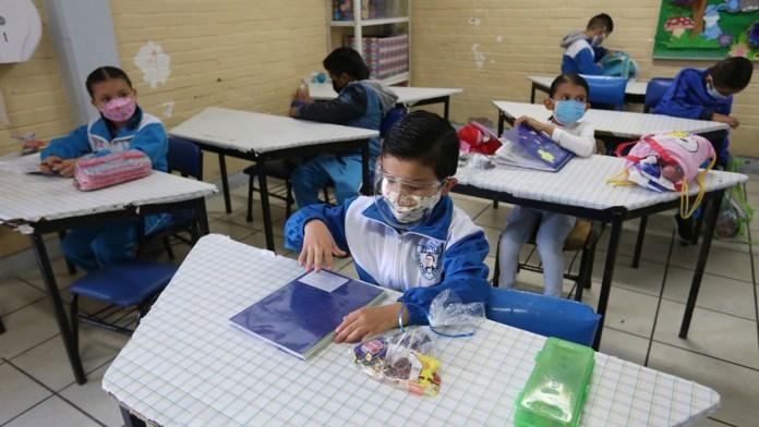 Prevé SEP reapertura en 90% de escuelas