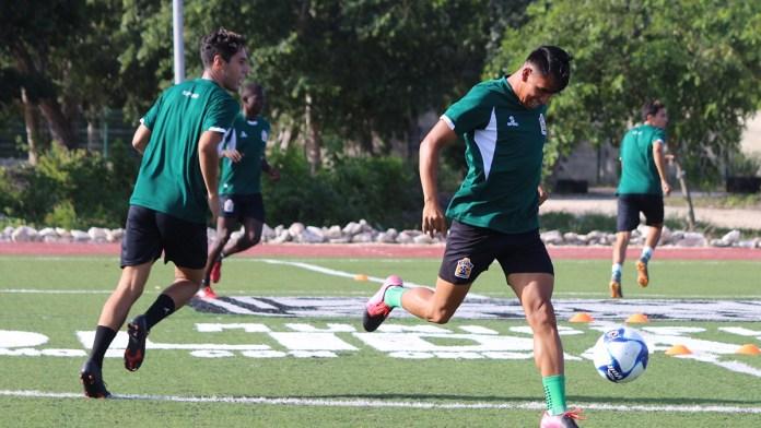 Trabaja Inter Playa a contrarreloj para torneo