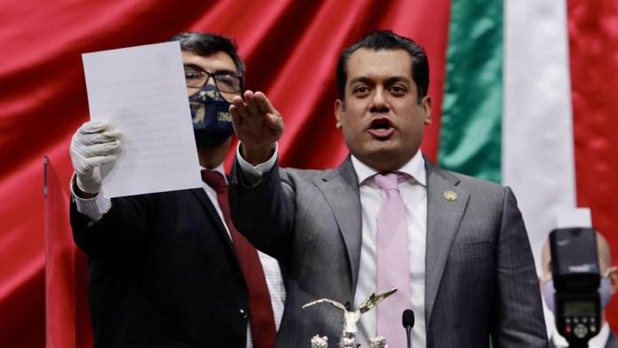 Reparten Congreso entre Morena y PRI