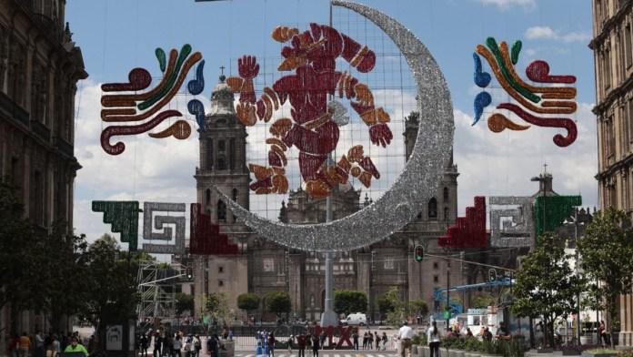 Prepara la Sedena show del Bicentenario