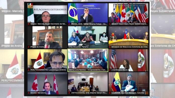 Discuten en América Latina situación migratoria seguridad