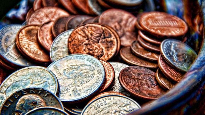 Registran escasez masiva de monedas