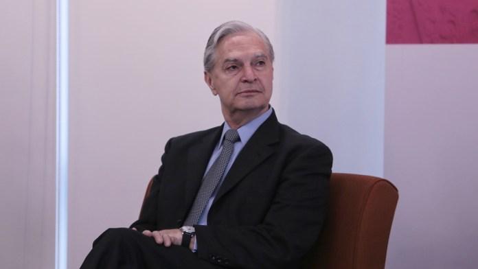 Giran orden de aprehensión contra Luis Ernesto Derbez
