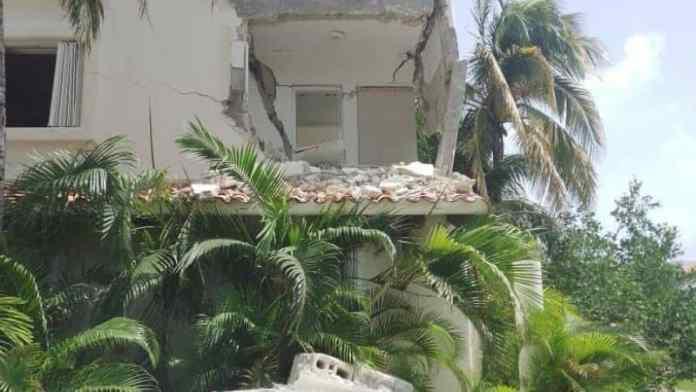 Reportan explosión en Isla Dorada; hay un herido