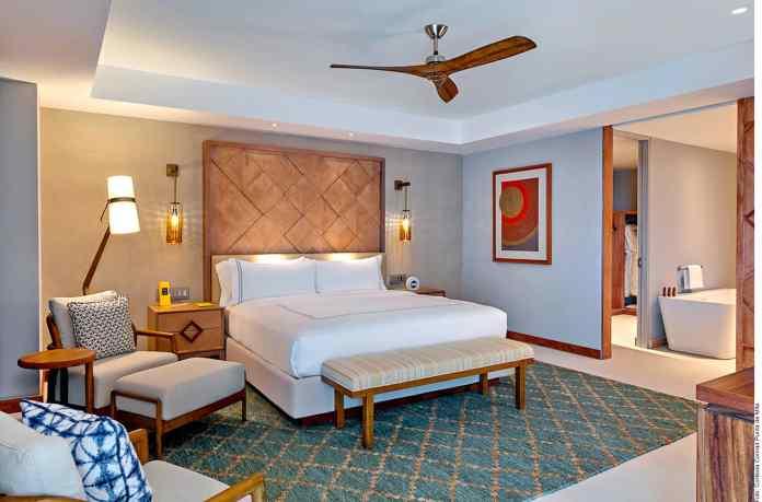 Conrad Punta de Mita, un hotel con elegancia y comodidad