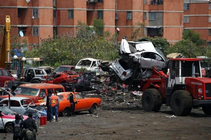 Si no cumples en el Torito, ¡destruyen tu auto!