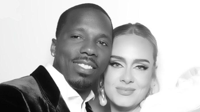 Adele confirma romance con Rich Paul
