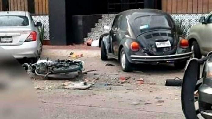 Usan explosivos en Guanajuato para crear terror.- AMLO