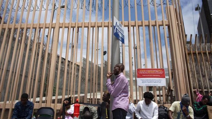 Apuran deportación de haitianos en Estados Unidos