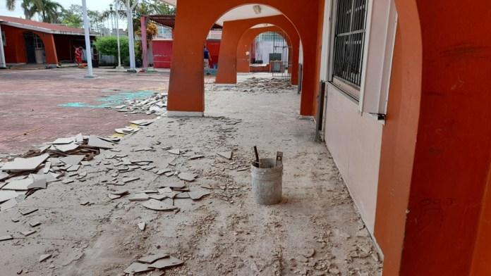 Apura Ifeqroo rehabilitación de escuelas