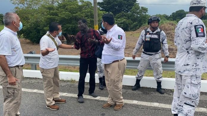 Contención de migrantes hasta donde se puede: AMLO