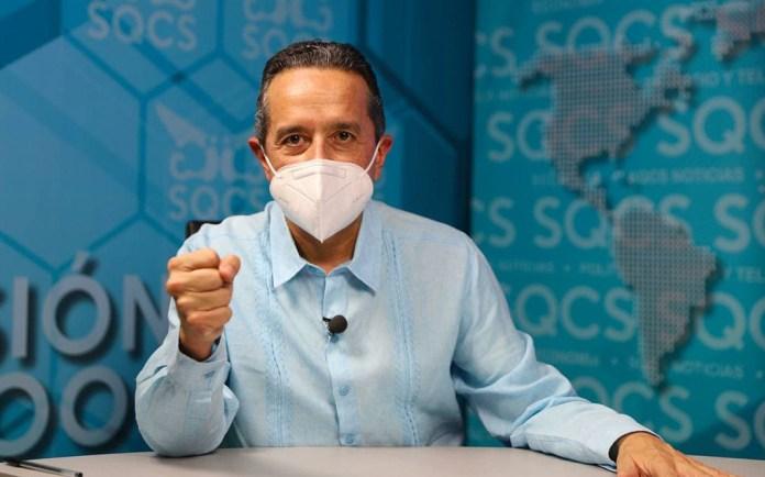 Reducen en Quintana Roo contagios por Covid
