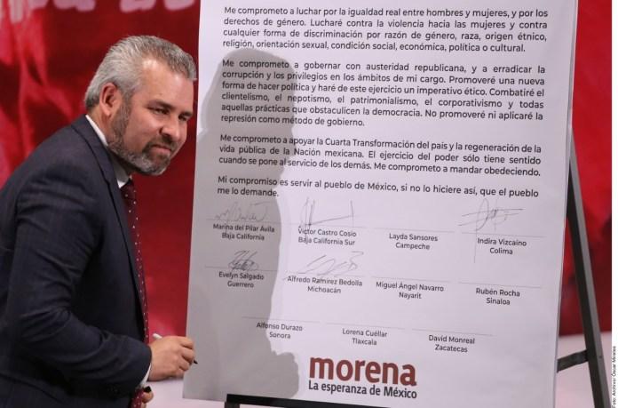 Falla el pacto de Ramírez Bedolla en Michoacán