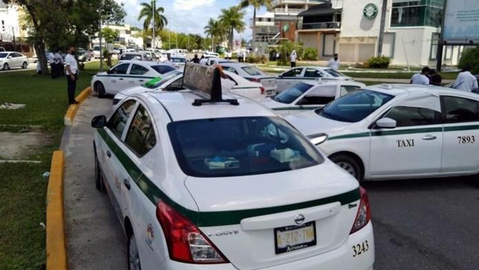 Busca SSP depurar al gremio de taxistas
