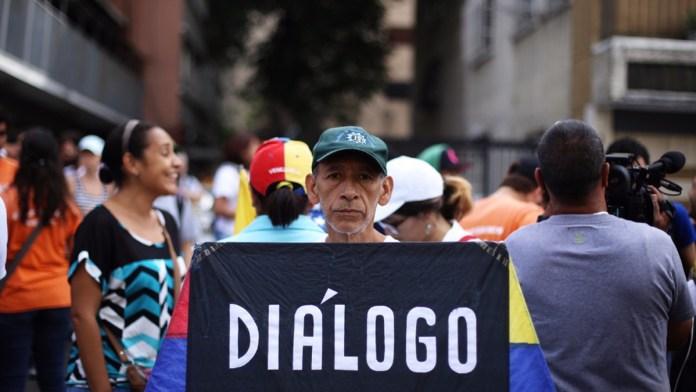 Destraba diálogo venezolano