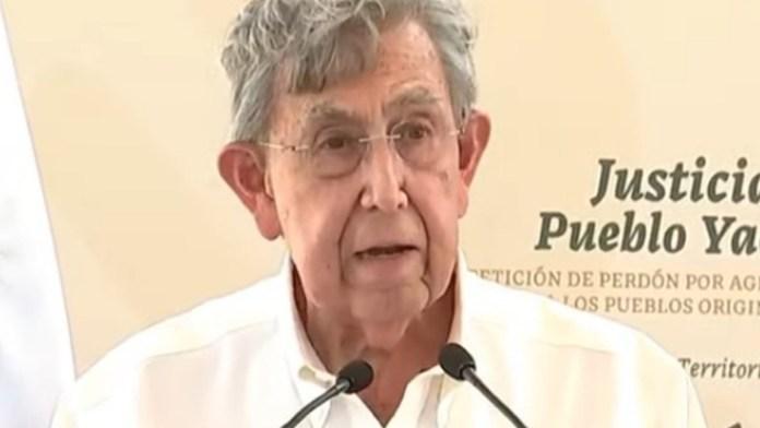 Demanda Cuauhtémoc Cárdenas cancelar acueducto