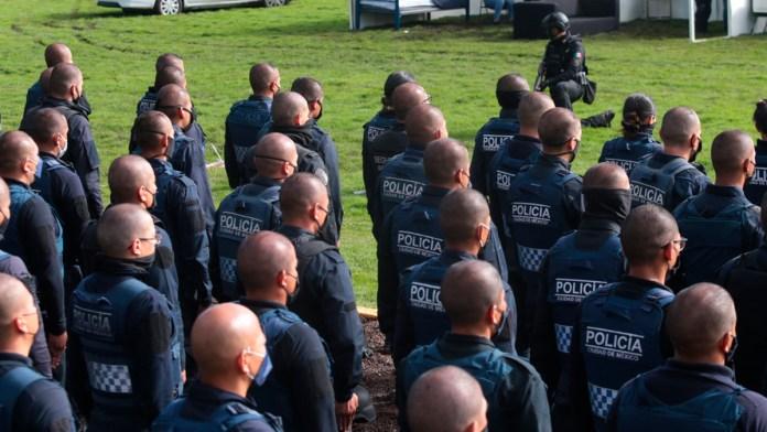 Capacitan a policías para evitar mal uso de la fuerza