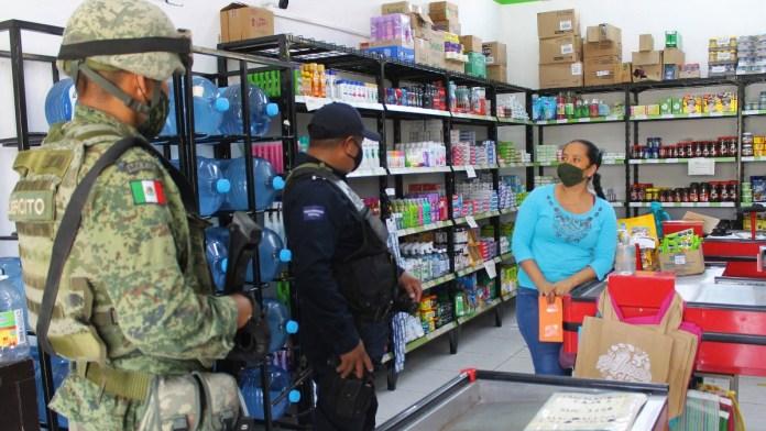 Disminuye percepción de inseguridad en Quintana Roo