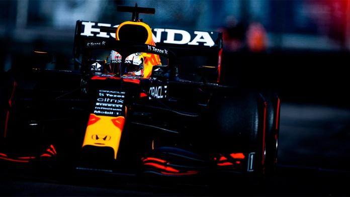 Saldrá Verstappen último en Rusia