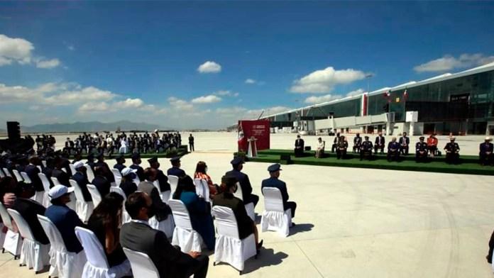 Ofrece AMLO respeto a concesiones aeroportuarias