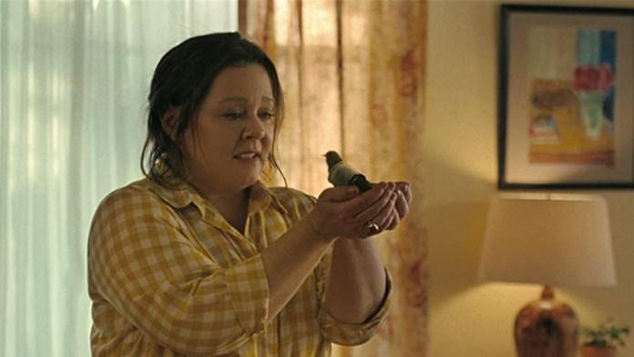 Encuentra Melissa McCarthy drama en su comedia