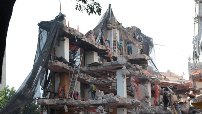 Ubican por sismos 26 zonas de riesgo en CDMXUbican por sismos 26 zonas de riesgo en CDMX