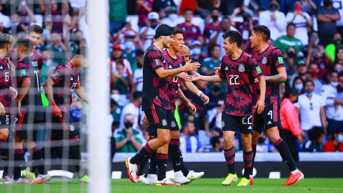Apunta la Selección Mexicana al liderato de la zona