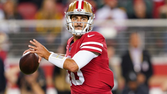 Descarta 49ers pelea por quarterback titular