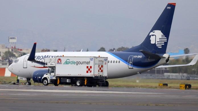 Ya tiene Aeroméxico plan de reestructura