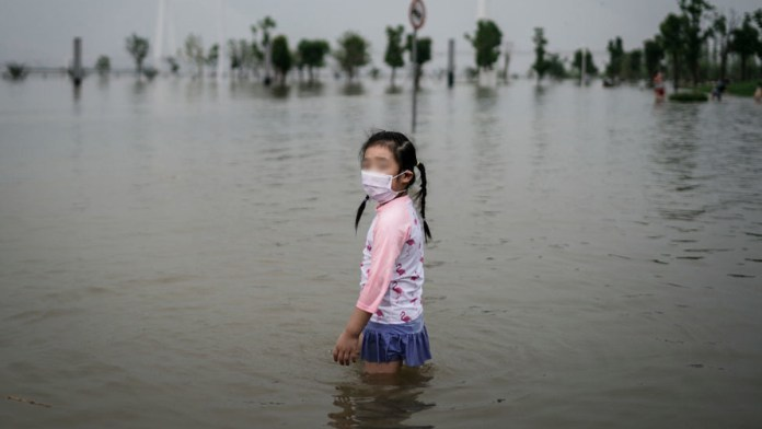 Enfrentarán niños más desastres naturales