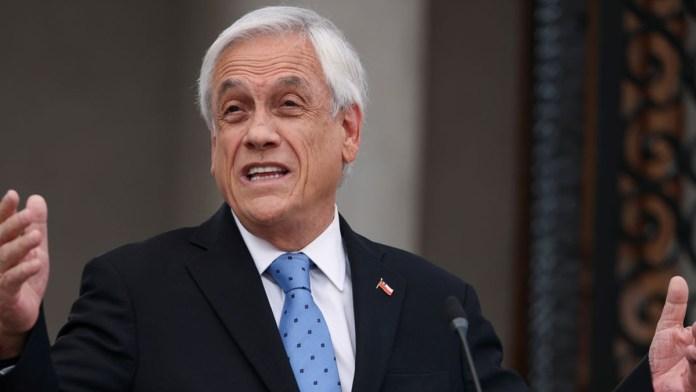 Buscan la destitución de Piñera, presidente de Chile