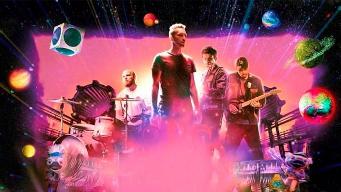 Universos de Coldplay y BTS colisionan y se vuelven virales